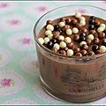Mousse au chocolat de Michalak...