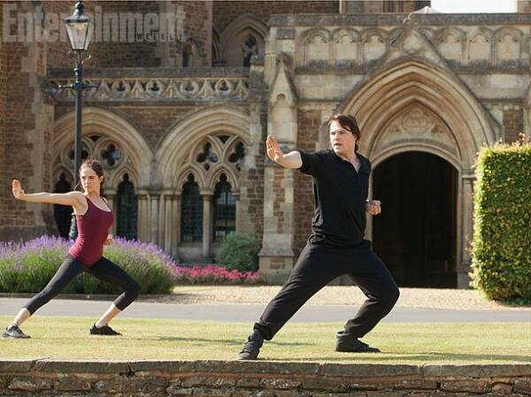 Rose and Dimitri Vampire Academy