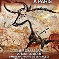 Lascaux à paris expo jusqu'au 30/08