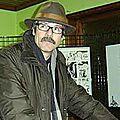 Portrait d'<b>Alain</b> <b>DODIER</b>, parrain du salon