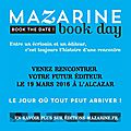 Participation au mazarine book day
