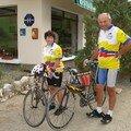 Couple cycliste Cannois