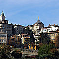 <b>Bergame</b>-Come tour lombardie