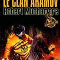 Robert muchamore - cherub t.13 : le clan aramov