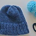 Le bonnet et le snood (cache beau nez)