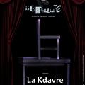 Affiche pièce de théâtre (2008)