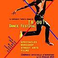 Festival de danse à bobo dioulasso