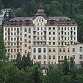 Autriche - Entre admiration et exaspération (8/14). Grandeur et déclin de Bad-Gastein.