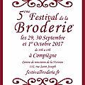 Festival de la broderie
