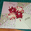 Carte rosace
