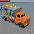 Tuf Tots Lone Star, des véhicules anciens made in England (3), un petit <b>camion</b>