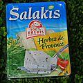 Pastèque en salade