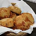 Petits pains au fromage bresiliens