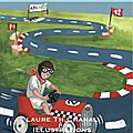 Mon petit pilote de course (carte 13x18cm-5,90€ port inclus)