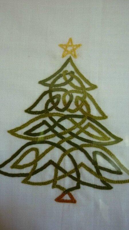 arbre noel celtique