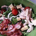 [3 <b>recettes</b> à réaliser avec les restes du poulet rôti] PART 3 : La chicken salad à la sauce au yaourt