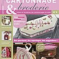 Passion Fil Cartonnage & Broderie n°3