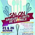 Salon Saveurs et Arts de la Table 2014