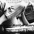 Challenge marylin