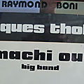 Machi <b>Oul</b> Big Band : Quetzal Coatl (Palm, 1975)