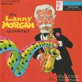 Lanny Morgan Quartet - 1993 - The Lanny Morgan Quartet (Mode)