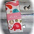 Etui japonais, girly
