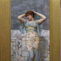 Two highly important paintings by Sir Frederic Lord Leighton & <b>John</b> <b>William</b> Godward @ Sotheby's this fall