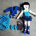 Danseuse bleue #pdb055