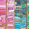 Quels pastels et quels papiers j'utilise ?.....