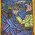 Affiche - combas - montreux jazz festival 1992