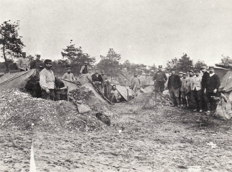 Perthes-les-Hurlus, octobre 1915 (1)