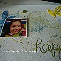 { happy you - page a4 pour mes ateliers de juin }