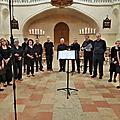 La chorale SAINT-ABBON dimanche 23 juin 2019 à l'Église SAINT-PIERRE de La Réole