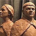 PROJET de statue de Guillaume et Mathilde à Caen: CONFERENCE de PRESSE 16 SEPTEMBRE 2019 18H30