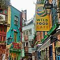 Restaurants végés à Londres (et idées de visites)