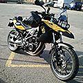 Essais moto