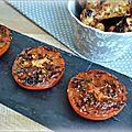 Tomates à la plancha