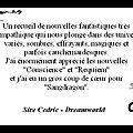 Avis : sire cedric - dreamworld