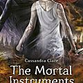 The mortals instruments tome 6 : la cité du feu sacré écrit par cassandra clare / marie'