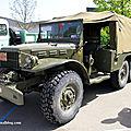 Dodge type WC51 double essieu (7ème bourse d'échanges autos-motos de Chatenois) 01