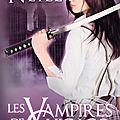 Les <b>vampires</b> de <b>Chicago</b>, tome 4 : Mordre vous va si bien
