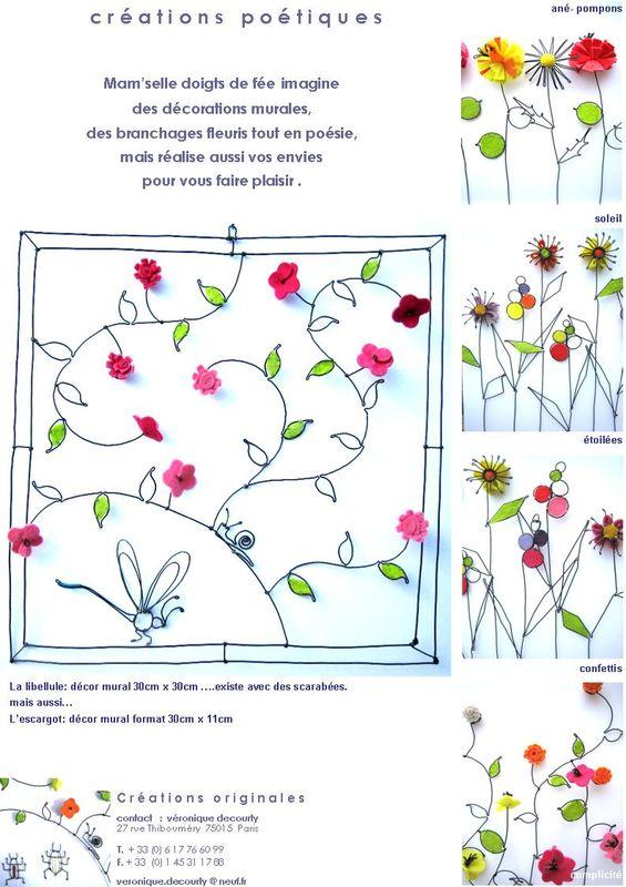 Décor fleuri rose et fuchsia