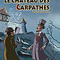 Le château des Carpathes - BD