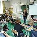 Sentheim: une auteure de littérature jeunesse dans les écoles de la vallée.