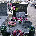 203 - Tombe de la famille Vidal
