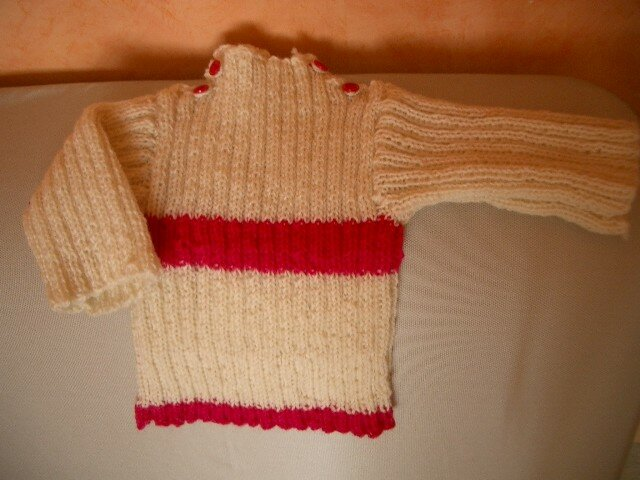 pull chaussette