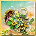 Kit child story de angelique scrap