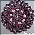 Roselaine663 granny crochet motif 2