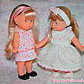 Mes minis Corolline blondes [Corolle]