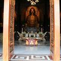 entrée temple bouddha